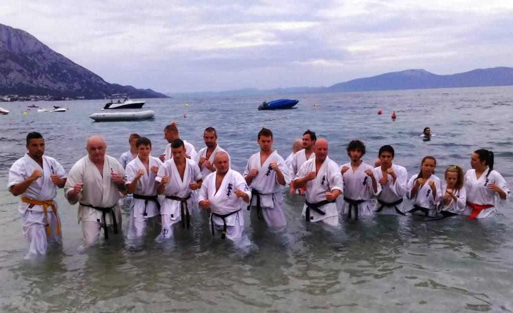 Jak dopadl letní karate tábor 2018 v Chorvatsku