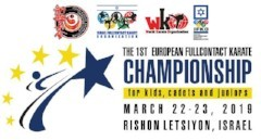 1st European Fullcontact Karate Championship for Kids, Cadets and Juniors