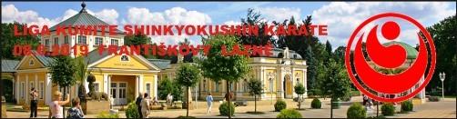 Liga kumite Shinkyokushin karate 2. kolo 8. 6. 2019 Františkovy Lázně